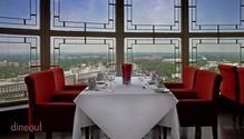 Le Belvedere - Le Meridien restaurant