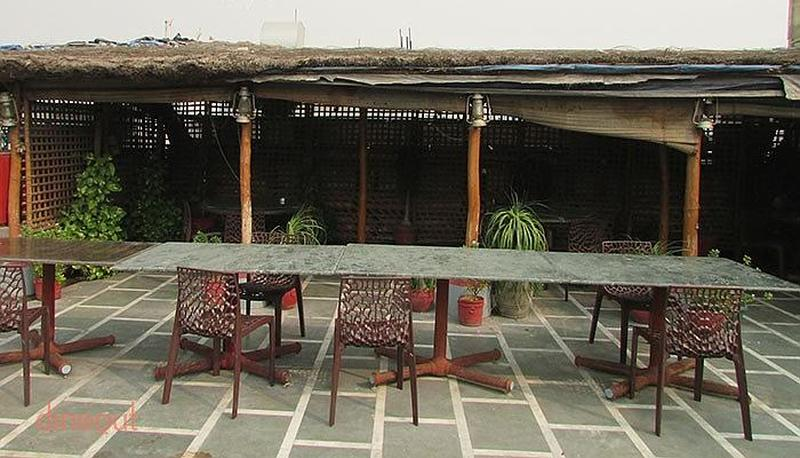 Fire and Ice Rooftop Restaurant Paharganj