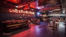 The Backyard Underground restaurant