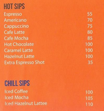 Mad Over Donuts Menu 4