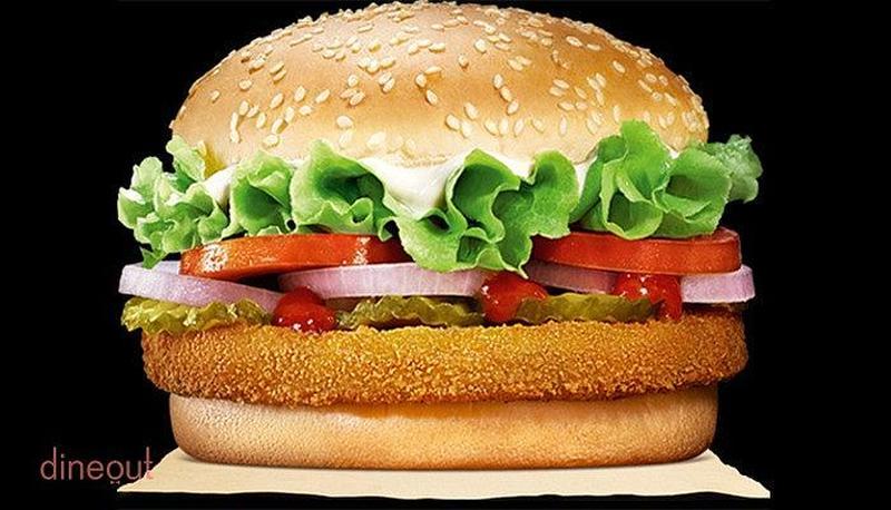 Burger King Saket