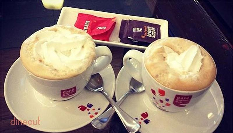 Cafe Coffee Day Camp