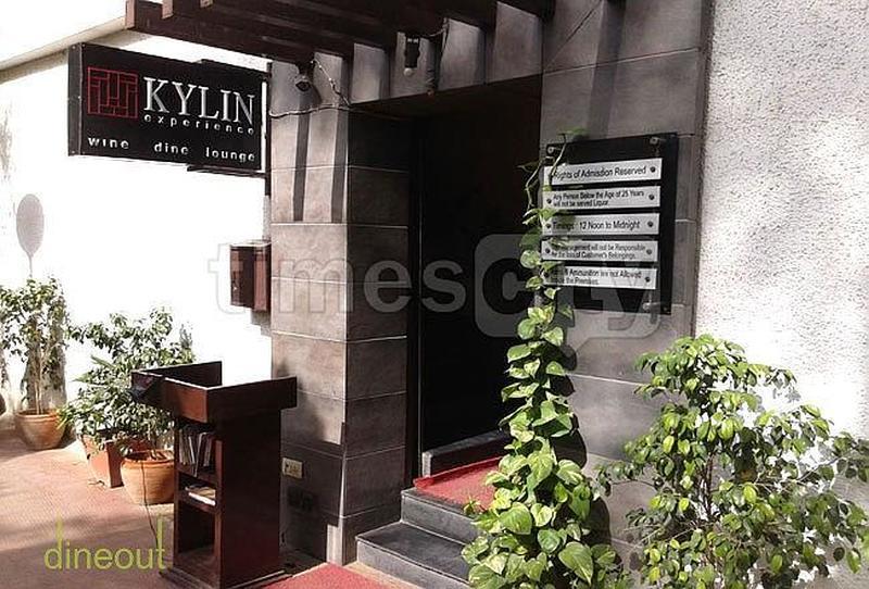 The Kylin Experience Vasant Vihar