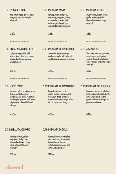 Little Italy Menu 4