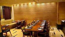 Okra -  Hyderabad Marriott Hotel & Convention Centre restaurant