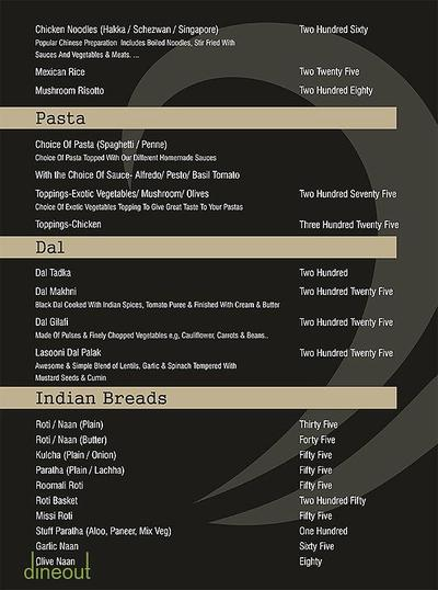 Deccan Harvest Menu 7