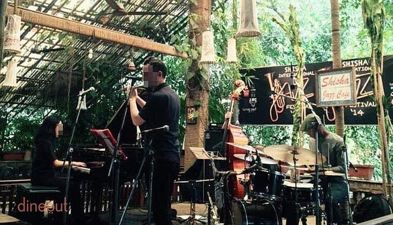 Shisha Jazz Cafe Mundhwa