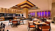 MoMo Cafe - Courtyard by Marriott Hyderabad restaurant