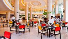 MoMo Cafe - Courtyard by Marriott restaurant