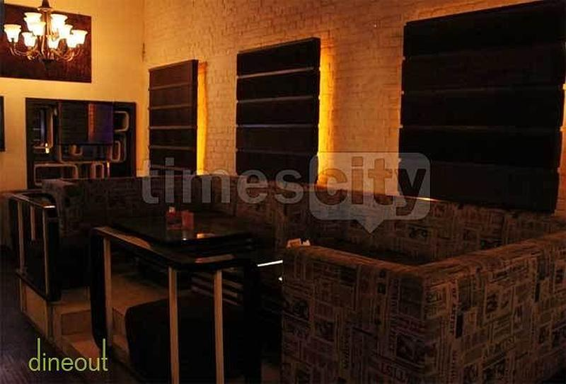 1 Cafe Lounge Connaught Place