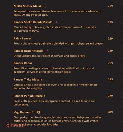 Global Punjab Menu 9