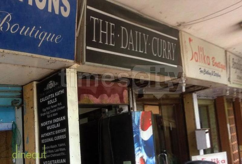 The Daily Curry Sector 49