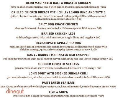 Smokey's BBQ and Grill Menu 8