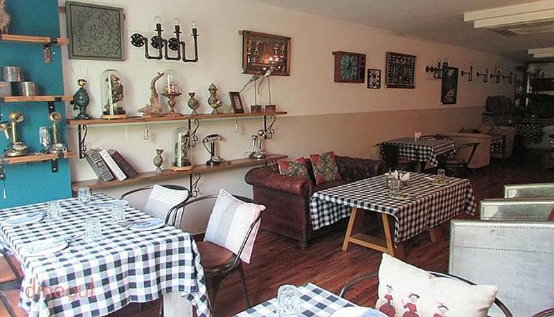 Bonne Bouche Kitchen & Bar Defence Colony