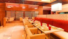 Cross Avenue - Radisson Blu Hotel, Greater Noida restaurant