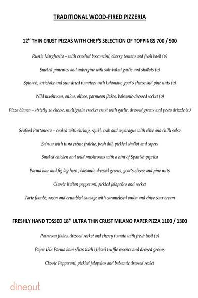 Olive Bar & Kitchen Menu 12