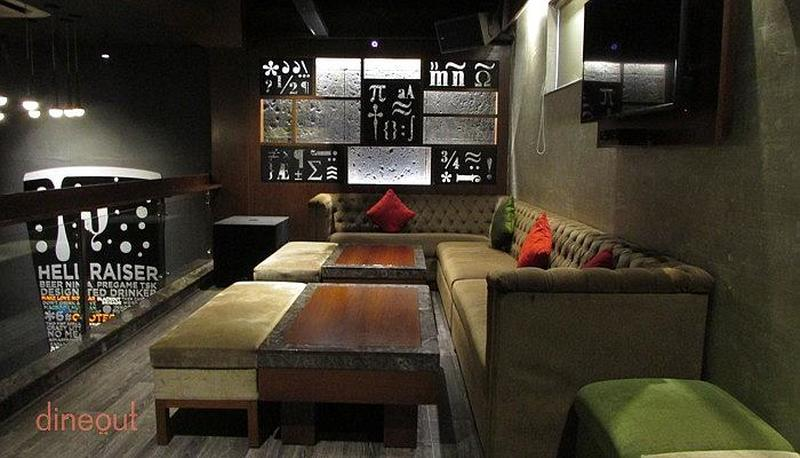 Quote - The Eclectic Bar and Lounge Connaught Place