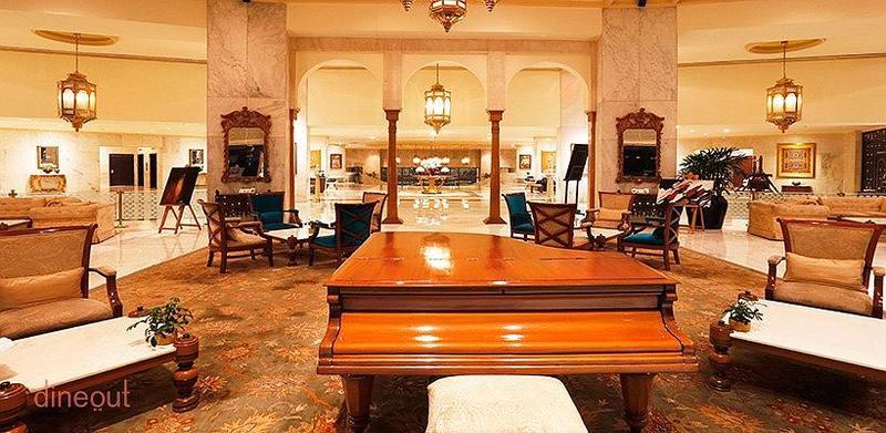 The Tea Lounge - Taj Palace Chanakyapuri