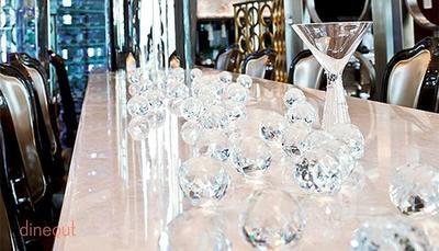 Jyran - Tandoor Dining & Lounge - Sofitel Hotel