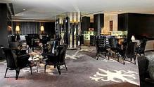 Tea Lounge - Radisson Blu Hotel Paschim Vihar restaurant
