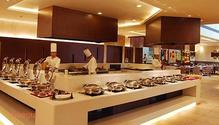 64/6 - Country Inn & Suites By Carlson, Sahibabad restaurant