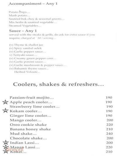 Cafe Basilico - Bistro & Deli Menu 12