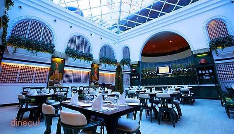Indian Ties - The E-Square Hotel Shivaji Nagar