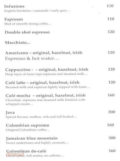 Cafe Basilico - Bistro & Deli Menu 15