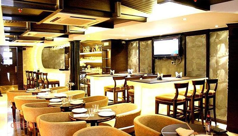 Attitude Kitchen & Bar Connaught Place