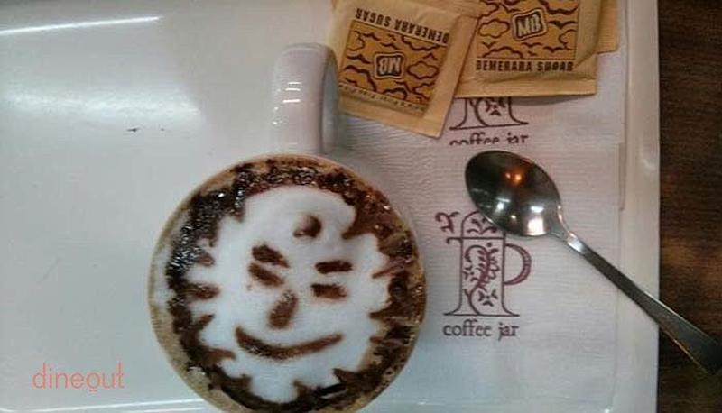 Coffee Jar Wanowari