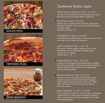California Pizza Kitchen Drink Menu california pizza kitchen, mahadevapura, east bangalore, bangalore