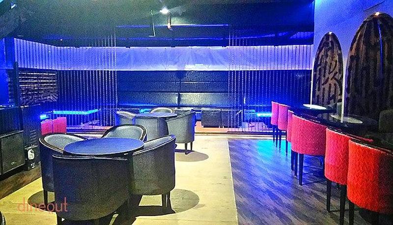 Black Lounge Sector 63