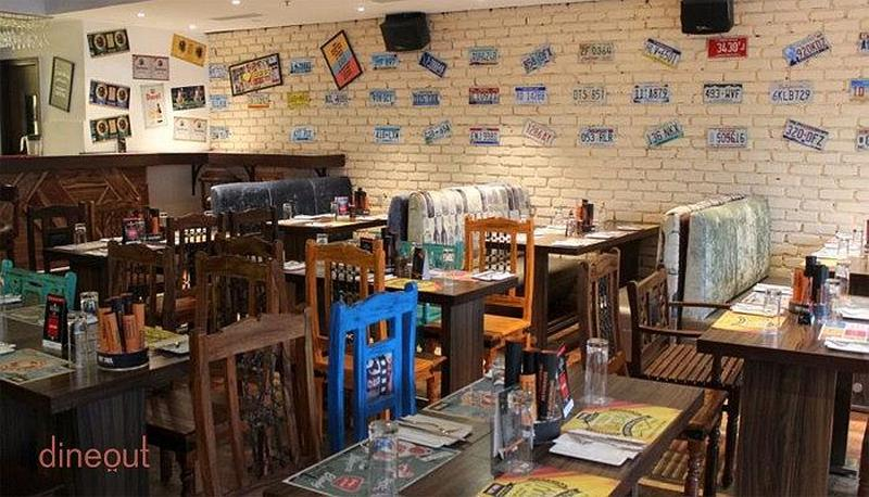 Uforia - The Craft Brewery MG Road