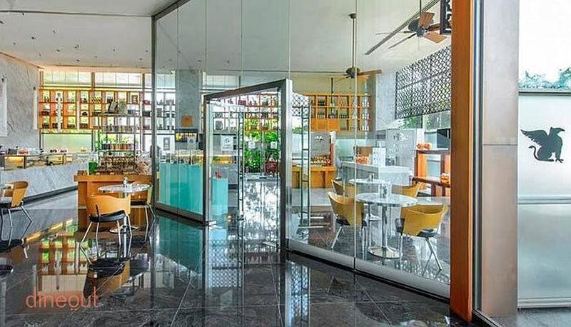 Pune Baking Company - JW Marriott Hotel Senapati Bapat Road